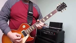 Volbeat - Let it Burn Guitar Cover