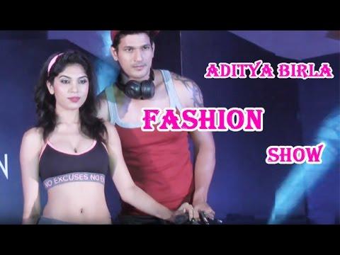 Aditya Birla Fashion Show In Park Hyatt Hyderabad || Orange Film News