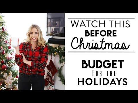 how-to-stay-on-budget-for-the-holidays-|-tips-and-gifts-for-christmas