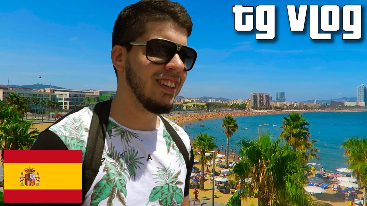 BARCELONA ADVENTURE! (Typical Gamer Vlog)