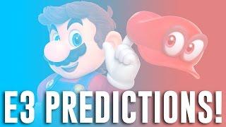 nintendo e3 2017 predictions