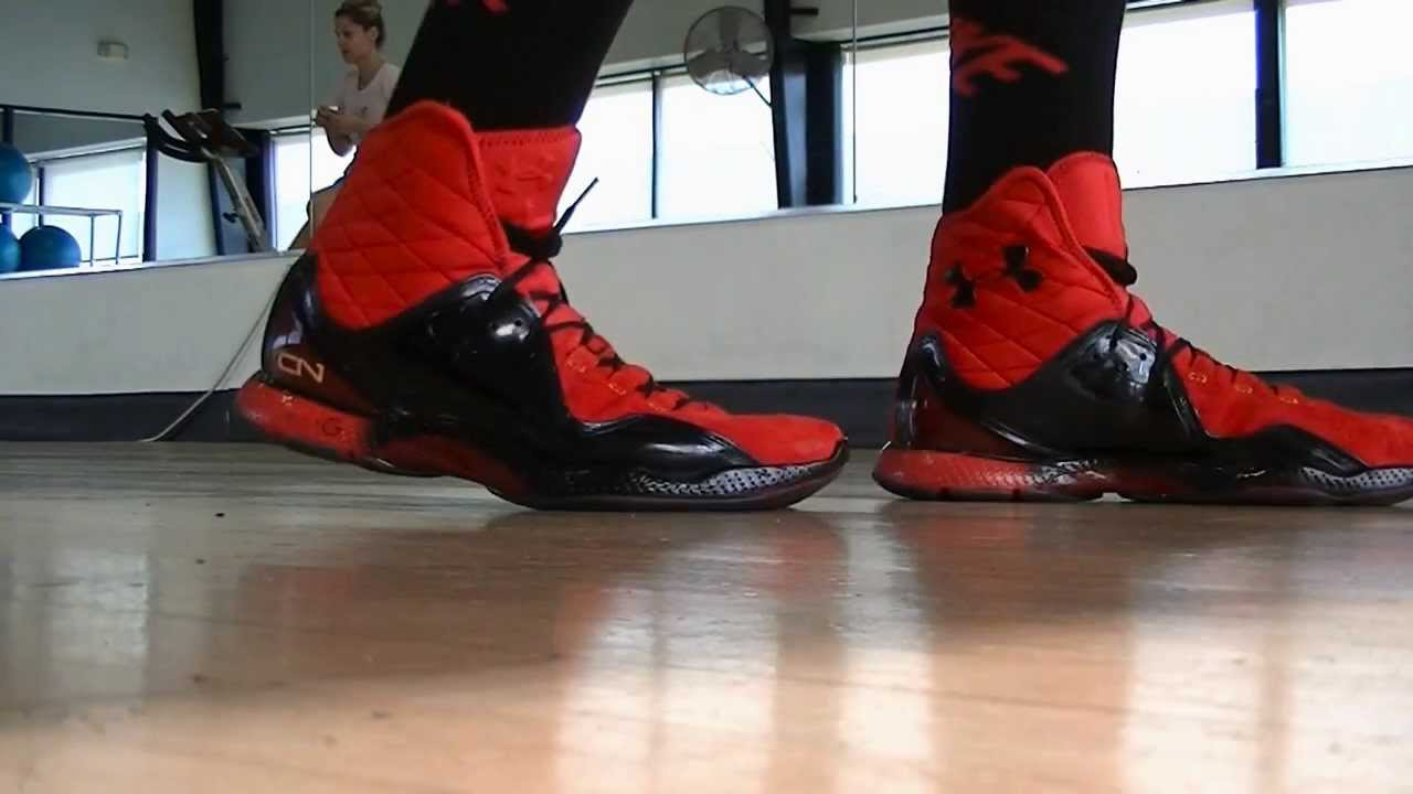 aa79cbcd386e Under Armour Shoe Review - Cam Newton Trainer - YouTube