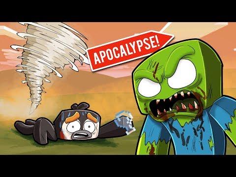 Minecraft Apocalypse - ULTIMATE ZOMBIE SURVIVAL!