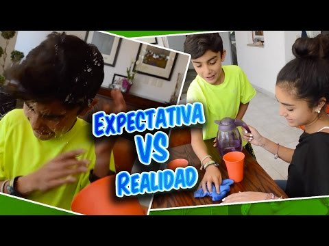 REALIDAD VS EXPECTATIVA DE HERMANOS ANDREW PONCH V3