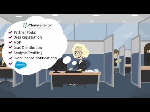 Channeltivity's Channel Partner Relationship Management Software