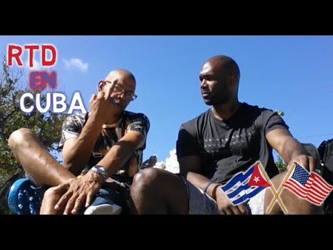 RTD En Cuba (Pt.2) 'Cuban People Say 🖕 Trump' - My Talk w/ Sergio