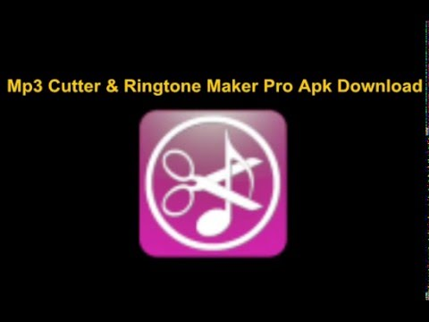 descargar mp3 cutter & ringtone maker apk