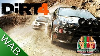 Dirt 4 PC Review - Worthabuy?