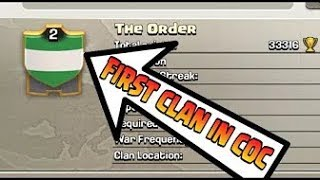 Clash of Clans | OMG! We Found First Clan in COC |