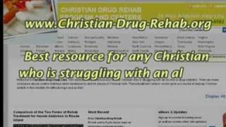 Christian Drug Rehabs