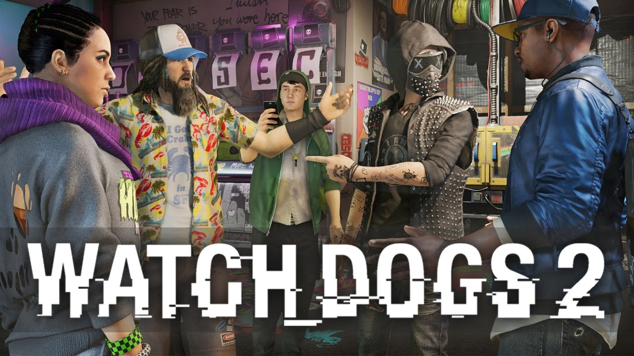Watch Dogs Season Pass Trailer Jordi Chin Returning More - Dog passes owner returns 2 years