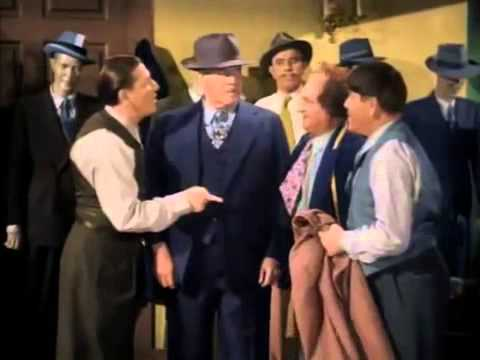 THREE STOOGES  Sing a Song of Six Pants Color, 1947