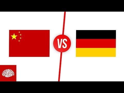 China vs. Deutschland: Was ist der Unterschied?