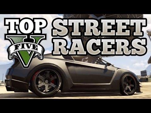 Gta V Top Custom Cars Street Racers Buffalo Sentinel Xs