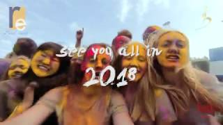 Christchurch Holi Festival March 2017-Official After Movie
