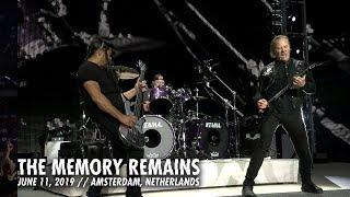 Metallica: The Memory Remains (Amsterdam, Netherlands - June 11, 2019)