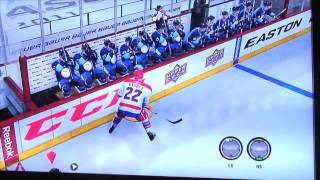 NHL 12 at E3: All New Board Play footage from E3
