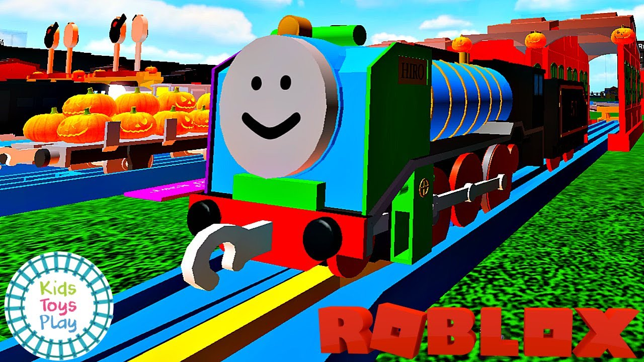 Roblox Gaming Thomas and Friends TOMY Halloween Track