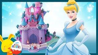 Cendrillon - le chateau  - Le jouet Polly Pocket et l'histoire pour les enfants - Touni Toys
