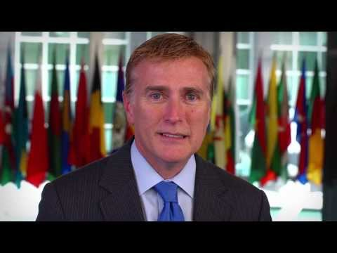 """Introducing James """"Wally"""" Brewster, U.S. Ambassador to the Dominican Republic"""