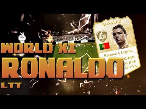 Kênh LTT | Review Cristiano Ronaldo World Best - FIFA Online 3 Việt Nam