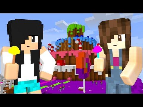 Minecraft Lucky Block - CORRIDA NOS DOCES - Видео из Майнкрафт (Minecraft)