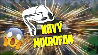 🔥NOVÝ MIKROFON! Hrajeme turnaj!