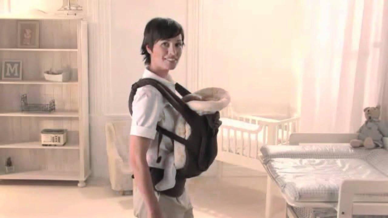 Ergo Organic Baby Carrier Youtube