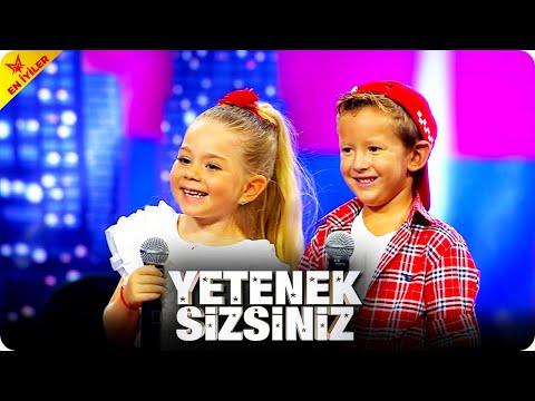 Böyle Sevimli Bir Dans Görülmedi! | Yetenek Sizsiniz Türkiye