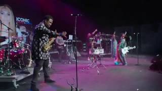 Sheila E. - Funky National Anthem LIVE