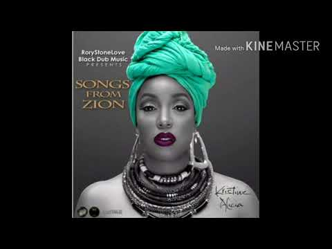 Promo Mix- Songs From Zion - Kristine Alicia/RoryStoneLove - Mix by Tan van Arnhem