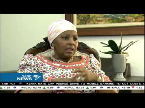 Nqakula opens up for the first time, since the loss of her son