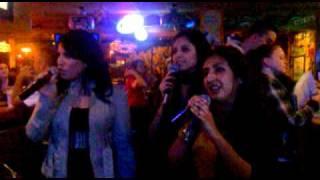 Karaoke lady antebellum-need you now