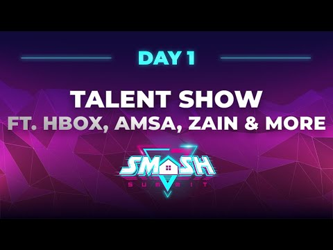 Smash Summit 7 - Talent Show