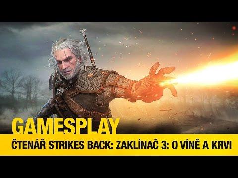 Čtenářský GamesPlay: Zaklínač 3: Divoký hon - O víně a krvi