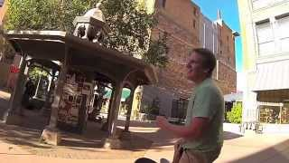 Summer Fun - One Wheel at a Time - Unicycle Helena Montana - by Jim Marlen