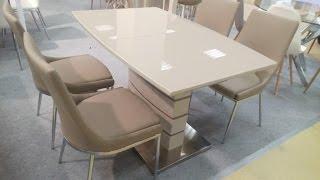 Столы и стулья Gomlden Китай, осень 2016г.