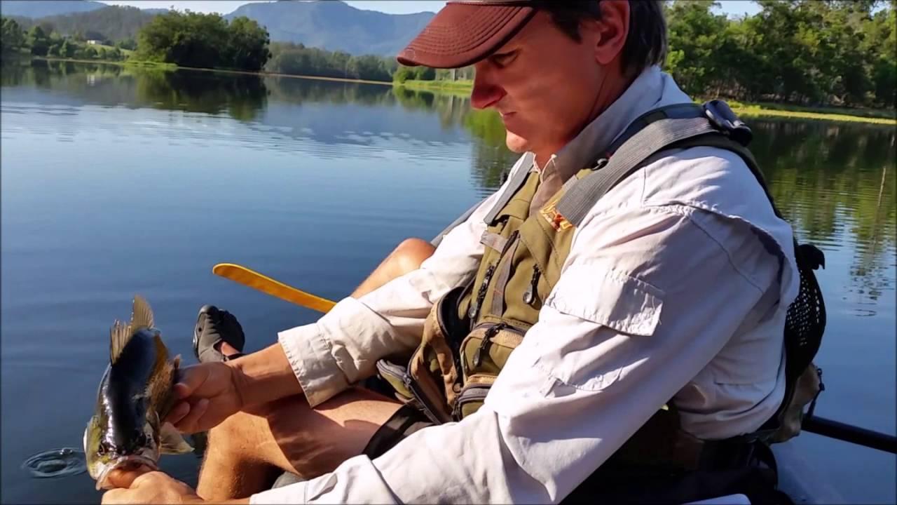Byron Bass Expeditions - Big Aussie Impoundment Bass
