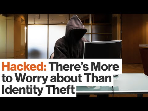 Cybercrime Hacking Goes Way Beyond Simple Iden Theft