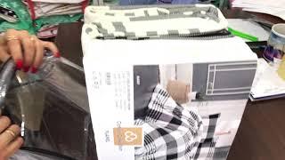 Фланель постельное белье. Видео-обзор.