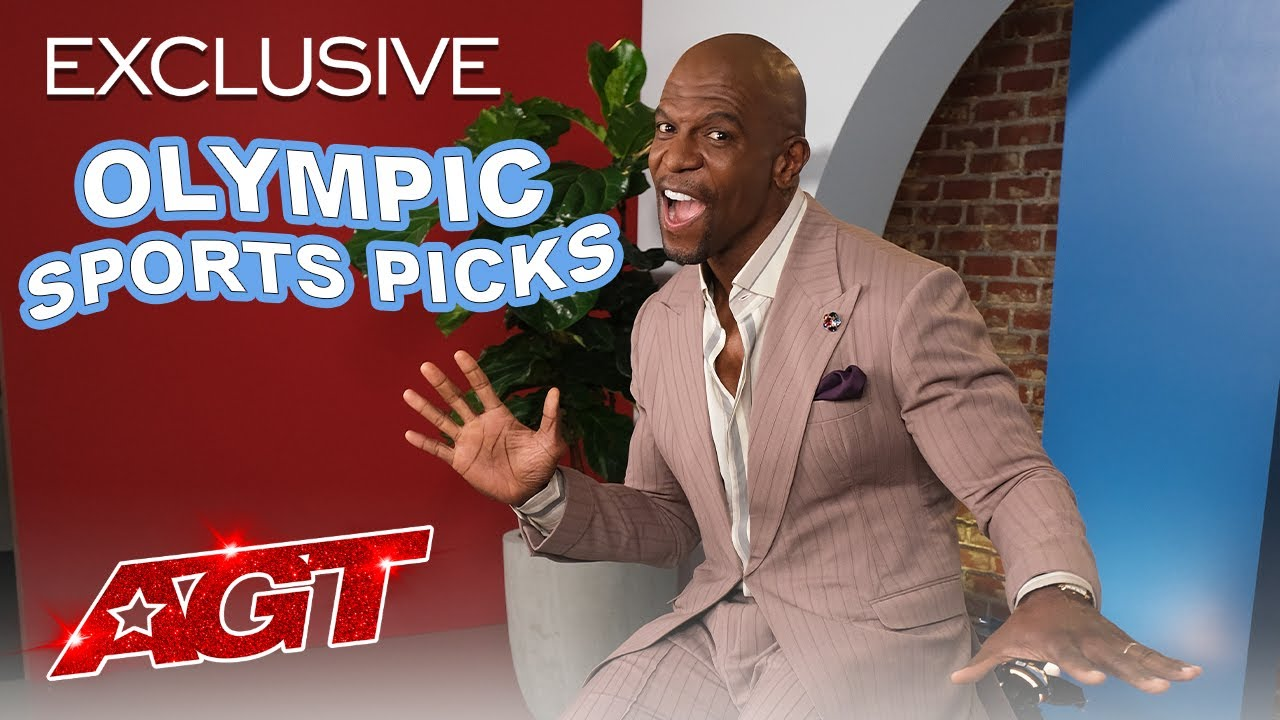Which 2020 Olympic Sports Would The Judges And Host Compete In?!  - America's Got Talent 2021