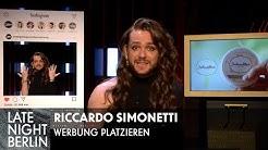 Riccardo Simonetti & Klaas platzieren Werbung bei Instagram! | Late Night Berlin | ProSieben