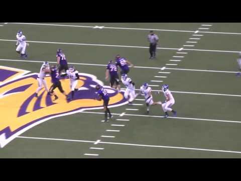 Aaron Bailey UNI Highlights