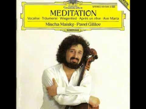 Mischa Maisky / Pavel Gililov - MEDITATION (Full CD) - 1990