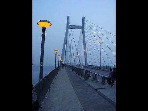 Allahabad Yamuna Bridge To Cheoki Railway Station/Allahabad City Video