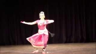 Sai Arts International   Shweta Venkatesh, Bharatanatyam, Varnam, Amma Ananda Dayini
