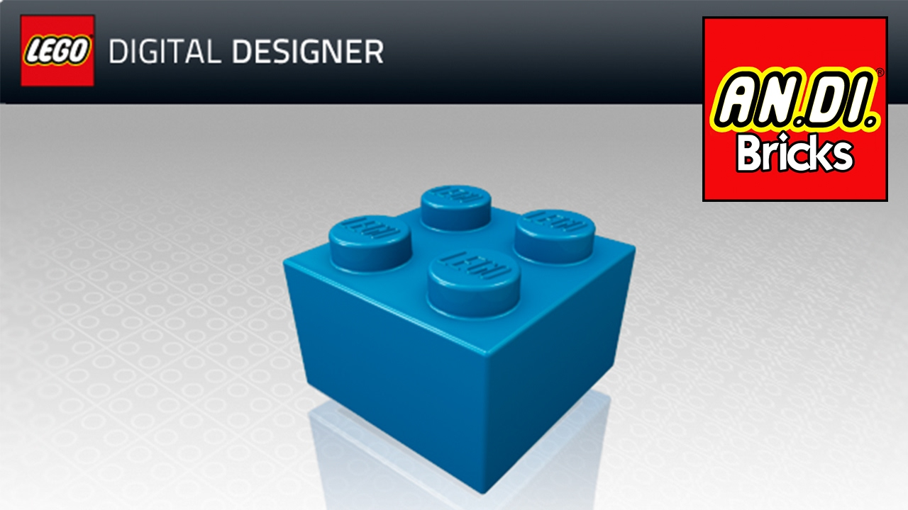 guida lego digital designer ldd introduzione cos 39 e come funziona youtube. Black Bedroom Furniture Sets. Home Design Ideas