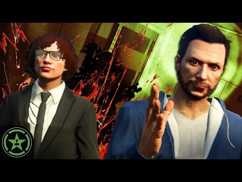 Let's Play - GTA V - Slashers Adversary Mode