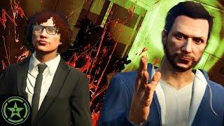 Let's Play - GTA V - Slashers Adversary Mode