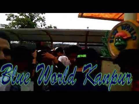 Blue world water park kanpur city